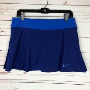Nike Pleated Tennis Skirt / Skort sz M